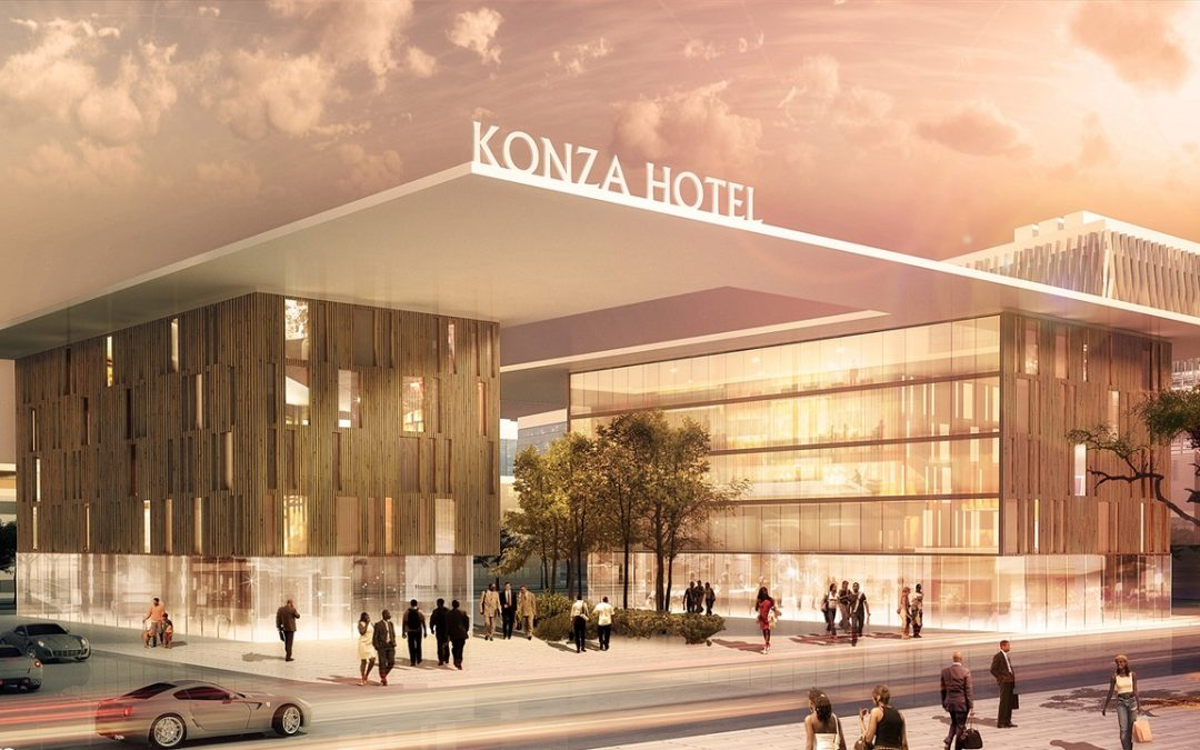 U.S BASED SMES TO ACCESS OPERATING SPACE IN KONZA TECHNO CITY