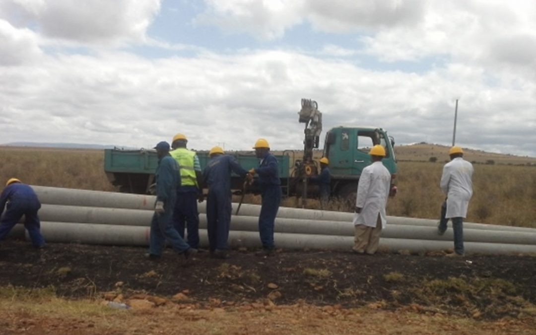 Kenya Power Completed Provision of Power to 7 Boreholes