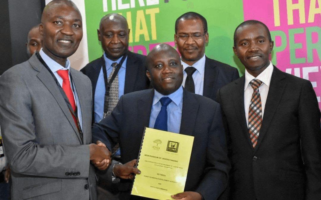 KoTDA ENTERS INTO PARTNERSHIP WITH THE KENYA FILM COMMISSION