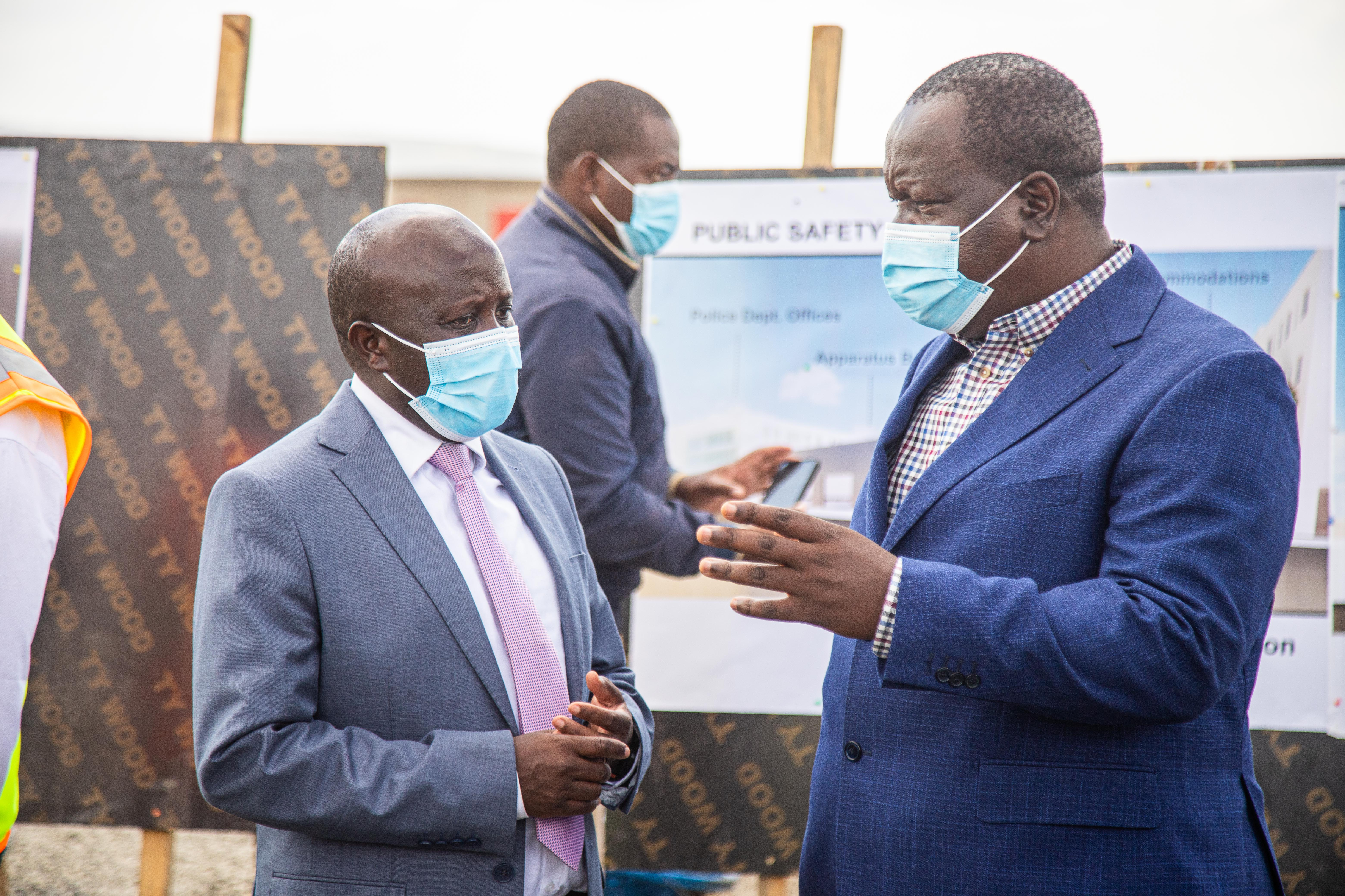 Konza Launches Ultra-Modern Security Command Centre