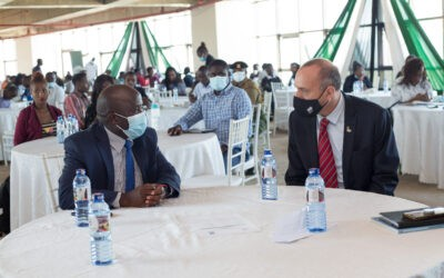 Konza collaborates with Embassy of Israel in Kenya to host an Innovation Challenge