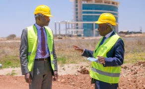 Plans are underway to set up the Centre for Construction Industry Development (CCID) at the Konza Technopolis.